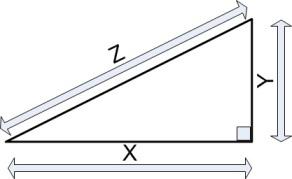 right angle pythagoras