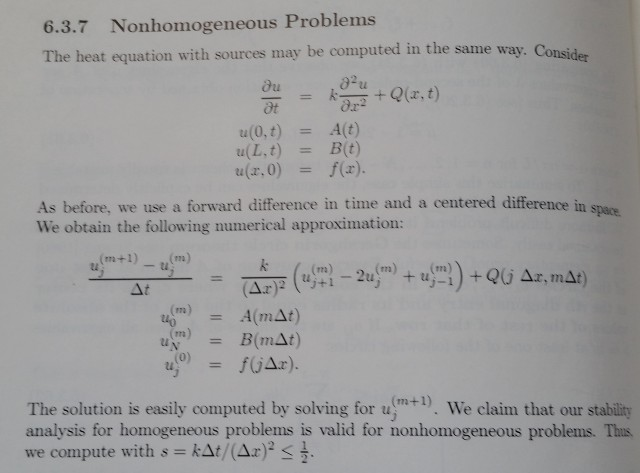 "Elementary Applied Partial Differential Equations with Fourier Series and Boundary Value Problems"" Richard Haberman, 1998"